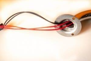 Anschluss LED Handlauf